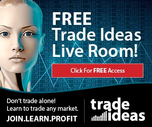 Trade Ideas Live Chatroom