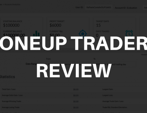 OneUp Trader Review