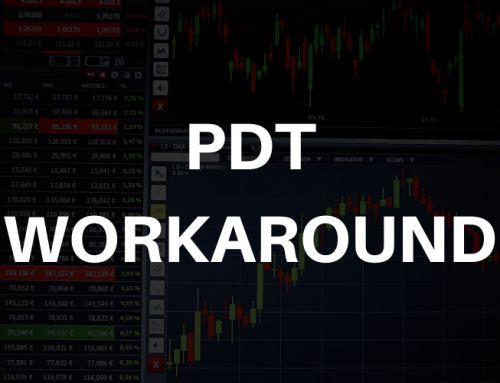 Pattern Day Trader Rule Workaround