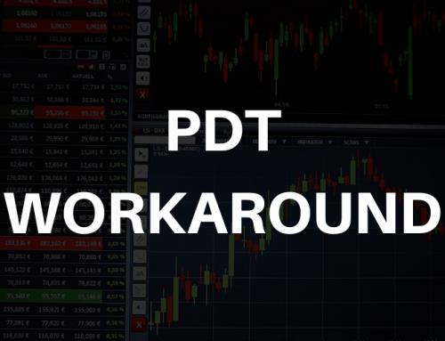 Pattern Day Trader Rule Workaround