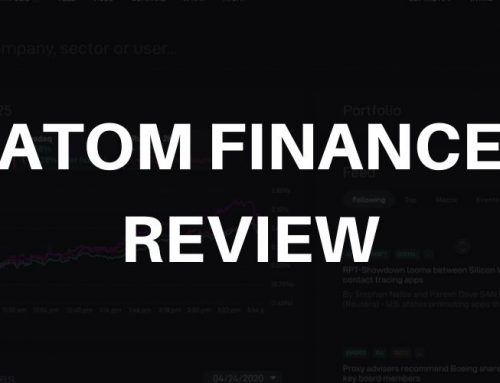 Atom Finance Review